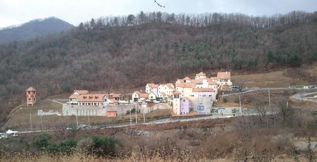 Petite France, Village, Gapyeong, Gyeonggi-Do, South Korea