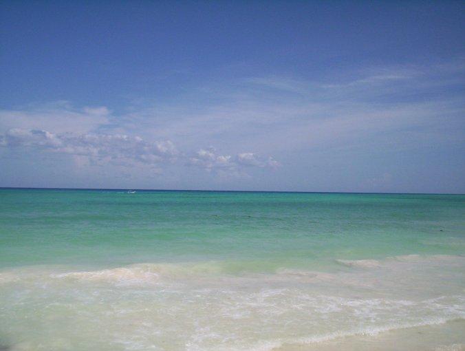 Dreamy Playa Chac-Mool in Cancun, Mexico