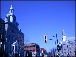 Avenue du Mont-Royal, Le Plateau, Le Plateau Mont-Royal, Montreal, Quebec, Canada