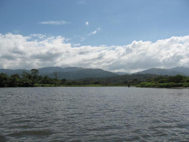 Costa Rica, Mountain range, lake, view, Tiquicia, Visit Costa Rica