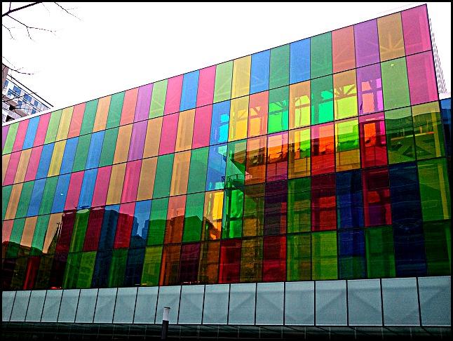 Palais des Congrès, Montreal, Quebec, Canada