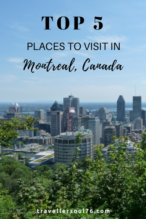 Montreal, Canada is the second largest french speaking city outside of Paris and it is located in North America. Montreal has an European flair and will make you feel as if you're walking in the Old Continent. Come see the Top 5 places to visit all year round.