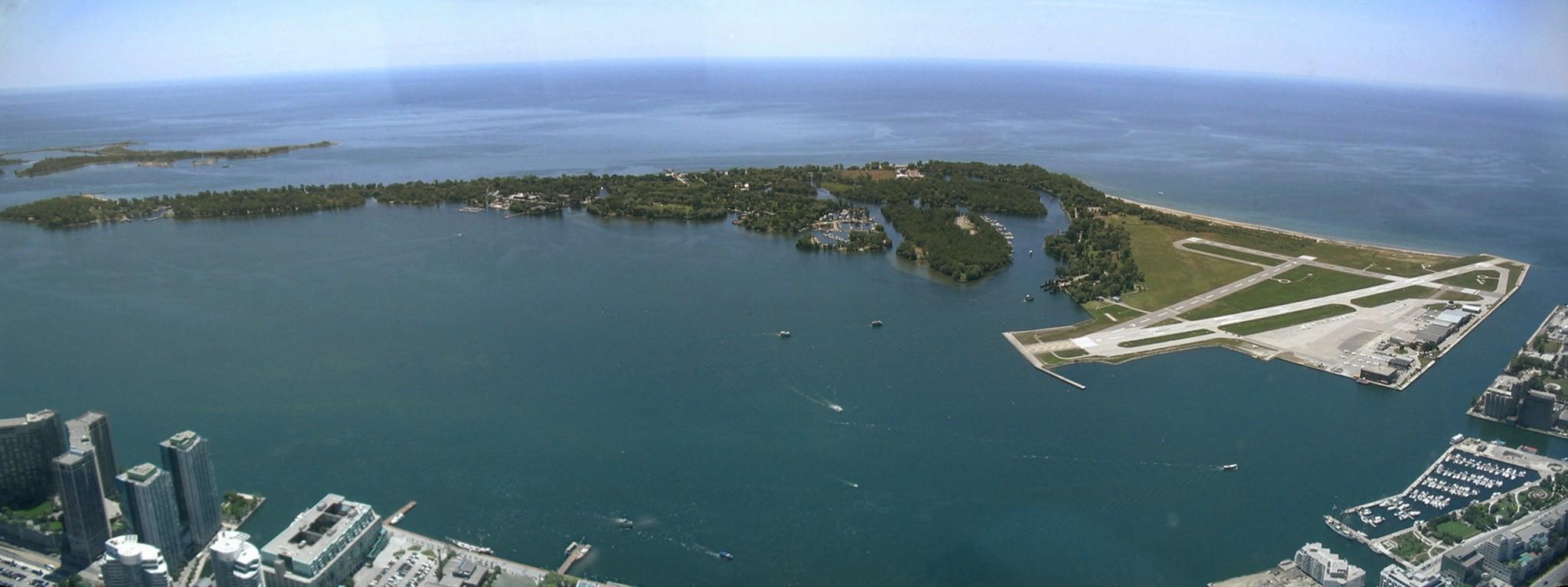 Ward S Island Park Toronto