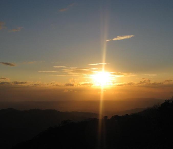 Sunset, Costa Rica, Central America, Atardecer, Sol, Sun, Pacific, Pacifico, Sky, Cielo