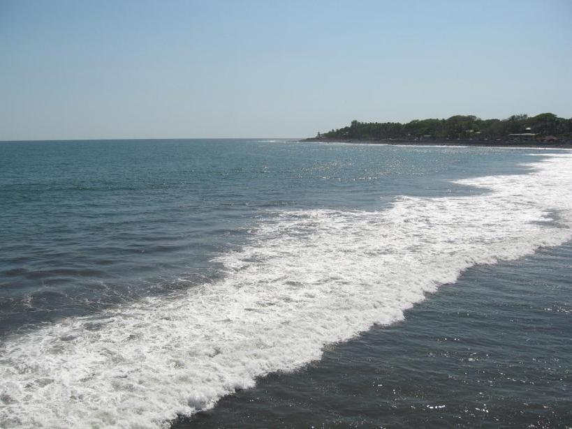 Playa, Puerto, La Libertad, El Salvador, travel, photography, TS76