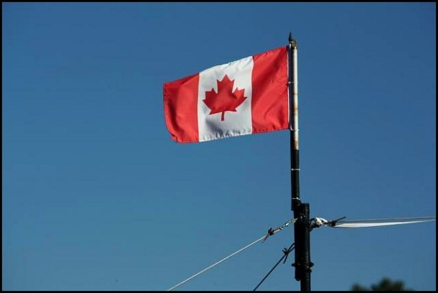 Canadian flag, flag, Canada, drapeau Canadien, oh Canada,