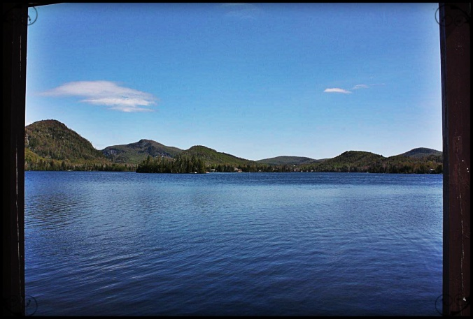 Saint-Faustin-Lac-Carré in the Laurentians, Quebec