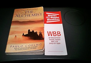 Book, The Alchemist, best seller, Paulo Coehlo, masterpiece