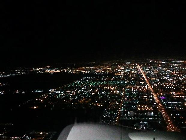 Aerial view, Miami
