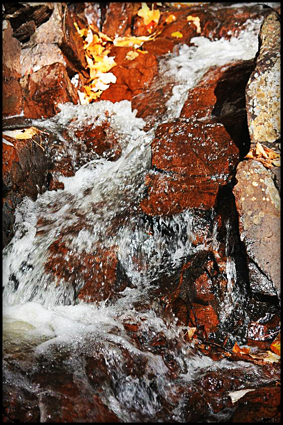 Waterfall, Hiking, Nature, Mont Tremblant, Photography, Togs