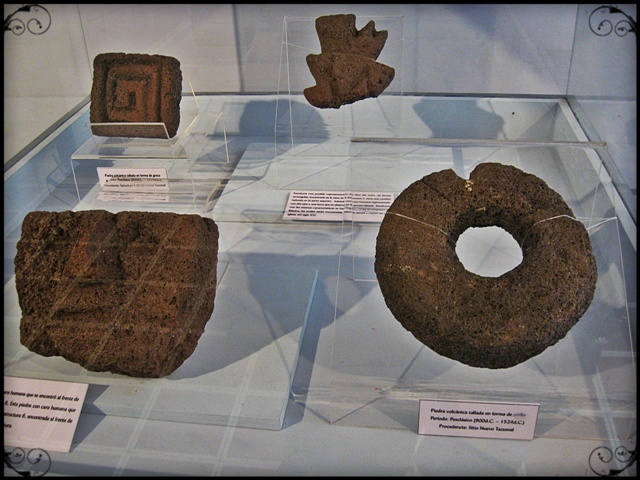 Artifacts, Mayan Artifacts, El Tazumal