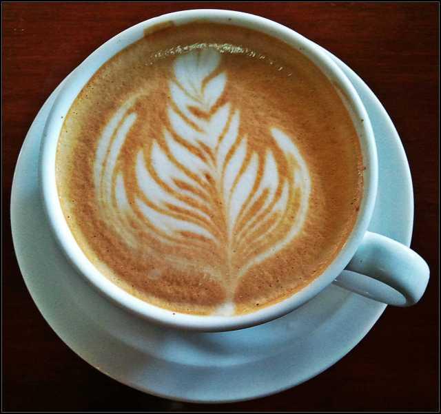 Café au lait, coffee, coffee cup