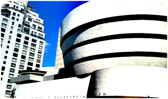 Guggengheim Museum, NYC, USA, museum, New York City, architecture