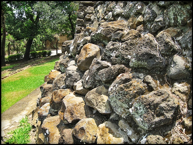 Rocks, Tazumal, El Salvador, Chalchuapa, Archeology, Central America, Mayas