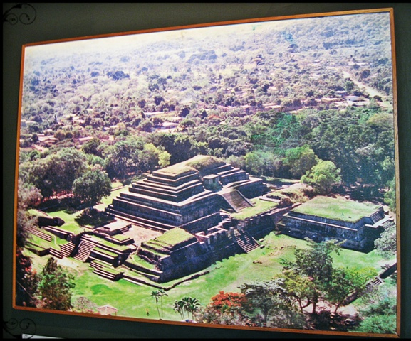 Tazumal, El Salvador, Chalchuapa, Archeology, Central America, Mayas