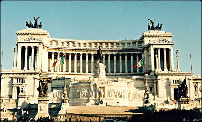 Monument, Rome, Roma, Vittorio Emanuele II, architecture, structure, columns, king of italy
