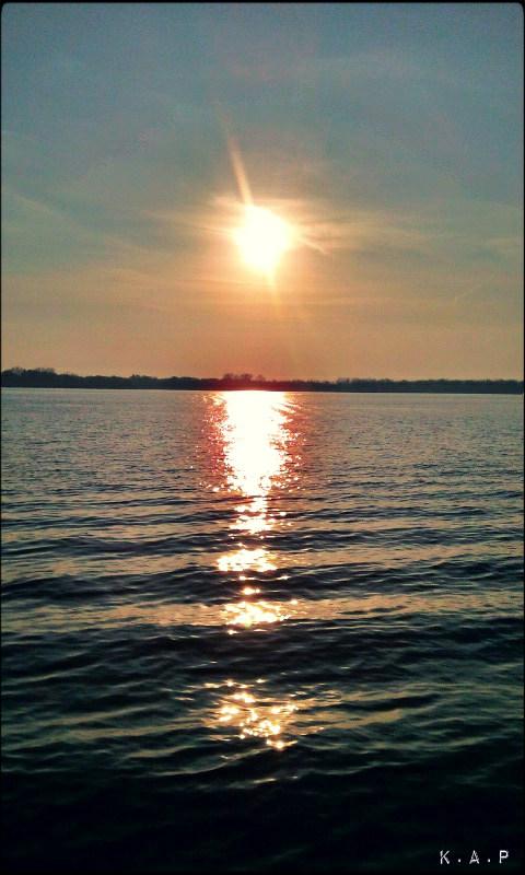 lake ontario, sunset, ward's island, toronto ferry, ferry, sky, nature, outdoors, toronto, ontario, canada,
