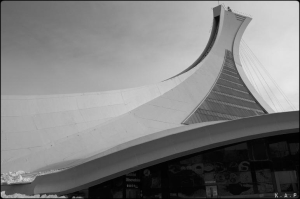 tour olympique, olympic tower, montreal, olympic stadium, stade olympique