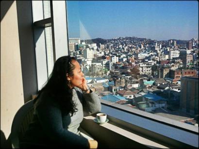 view of Dongdaemun, Seoul