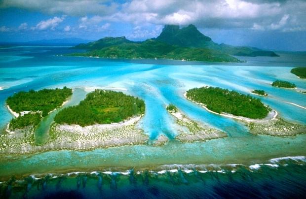 Bora Bora, French Polynesia, Heaven, Oceania