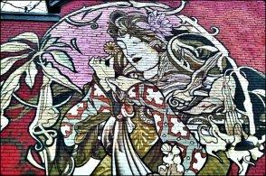 Mural, art, kensington market