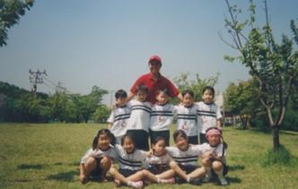 Esl, teaching, South Korea, group