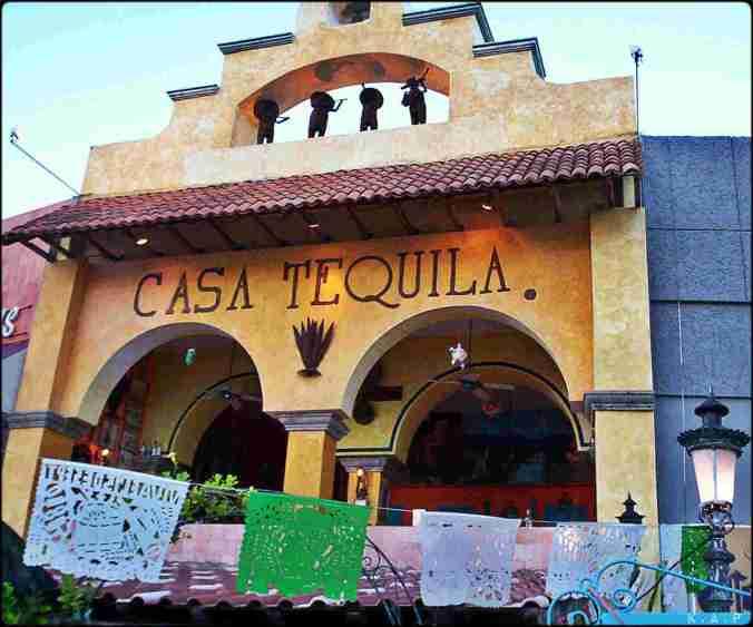 Casa Tequila, Cancun, Mexico, Cantina, Building, Edificio