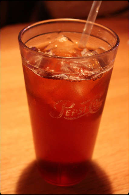 Iced Tea, drinks