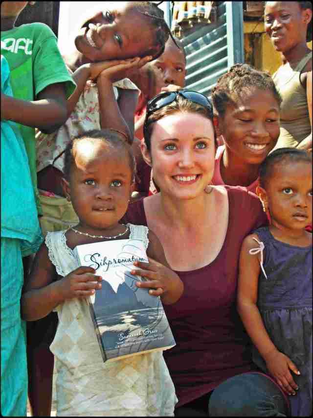 homestay kids, Conakry, Guinea, West Africa