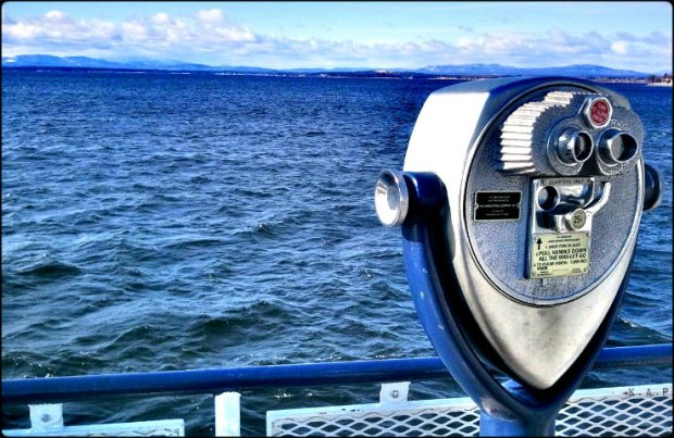 Lake Champlain, Lake Champlain Ferry. coin viewer, New York, Vermont, lake, mountains, view, USA, adventures, travel, photography, weekly photo challenge, wordpress