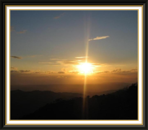 sunset, sunset sunday, Costa Rica, Central Valley, Valle Central, Central America, America Central, Tiquicia, nature