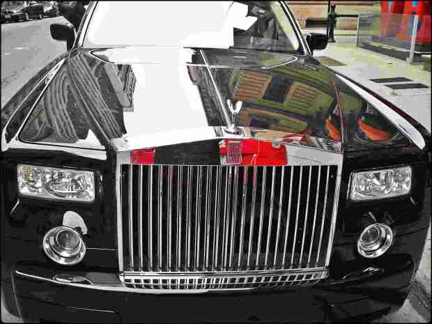 Rolls Royce, Rolls Royce Phantom, luxury car, luxury
