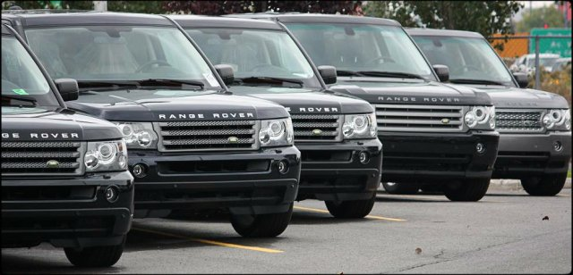 Range Rover, Rovers, luxury cars, luxury