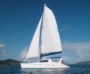 catamaran, sailing, smoke and roses, luxury yacht, Florida, Charlotte Harbor and the Gulf Islands