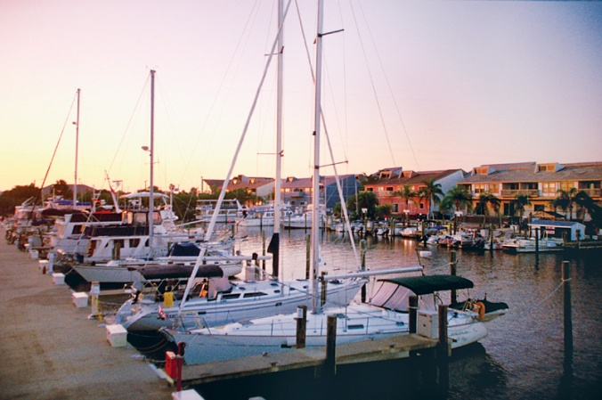 Fishermen Village, Boca Grande, Charlotte Harbor and the Gulf Islands, Florida, USA, travel, sailing boats, marina