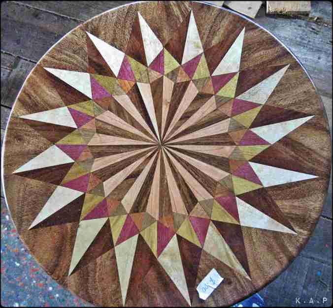 wood table, wood, woodcraft, Sarchi, Alajuela, Costa Rica, Central America
