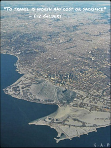 view, sky view, Toronto, Ontario, Canada, window seat view, WestJet, travel