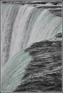 Niagara Falls, Ontario, Canada, Close up, falls, Horseshoe Falls