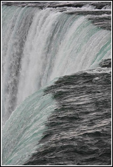 Niagara Falls, Ontario, Canada, Close up, falls, Horseshoe Falls