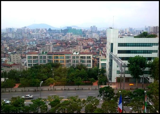 Gangnam, Seoul, South Korea, Visit Korea, architecture, views