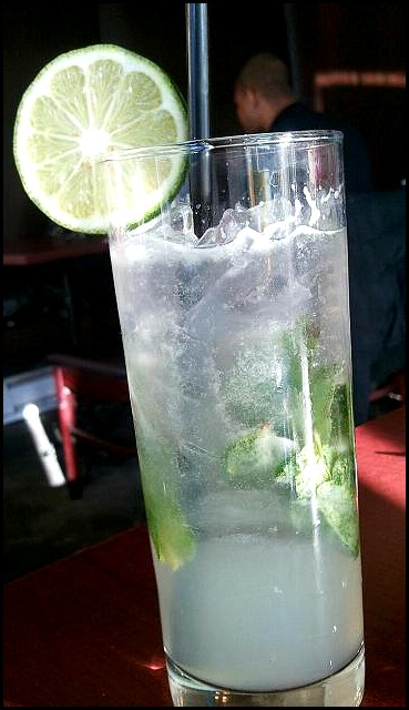 Mojito, drink, refreshing