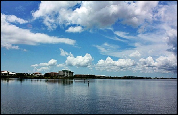 Charlotte Harbor, Florida, Punta Gorda, SW Florida, nature, water, view, Discover USA