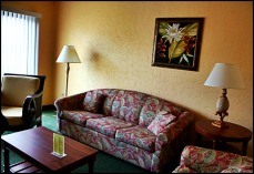Living room, Fishermen's Village, Luxury Villas, Resort, Punta Gorda, Florida, SW Florida, Hospitality