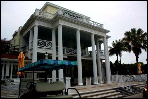 Gasparilla Inn and Club, Boca Grande, Gasparilla Island, Charlotte Harbor, SW Florida, FL, Hospitality