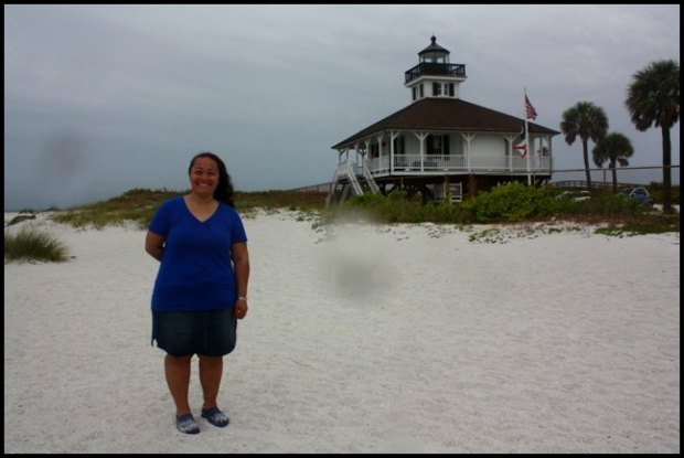 at Boca Grande Lighthouse