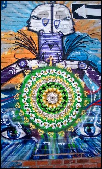 street art in Montreal, mural, street art, urban art, plateau mont-royal, montreal, quebec