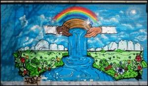 mural, street art, urban art, plateau mont-royal, montreal, quebec