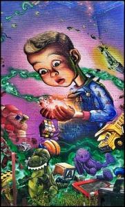 mural, street art, urban art, NDG, Notre-Dame-De-Grâce, montreal, quebec