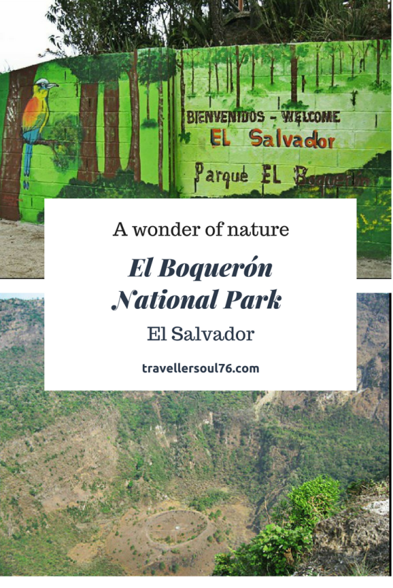 Love hiking? Love being in the heart of nature? Come and admire a wonder of nature, El Boqueron National Park in El Salvador. #travelblog #travel #travelblogger #ElSalvador #CentralAmerica #adventure