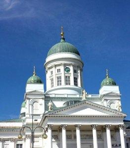 Helsinki Cathedral, cathedral, Helsinki, Finland, landmark, historic building, architecture, Finnish architecture, splendor, dome, structure, religious institution, visit Helsinki